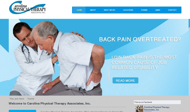 Carolina Physical Therapy