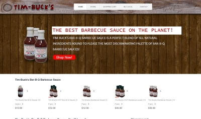 Tim-Buck's Bar-B-Q Sauce