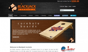 BlackJack Cornhole
