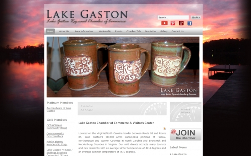 Lake Gaston Regional Chamber of Commerce &...