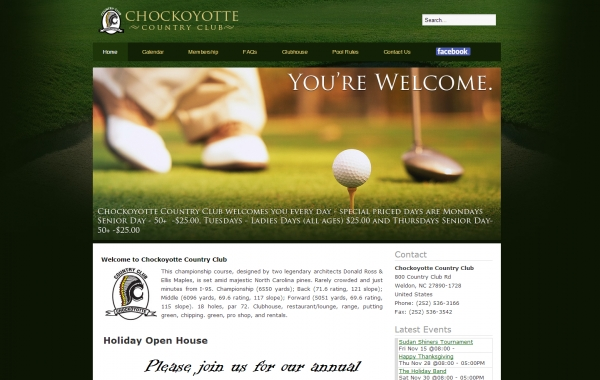 Chockoyotte Country Club